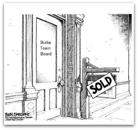 Burke cartoon