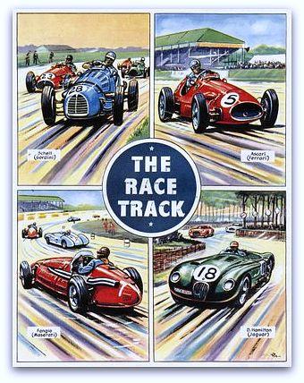 Racetrack 1
