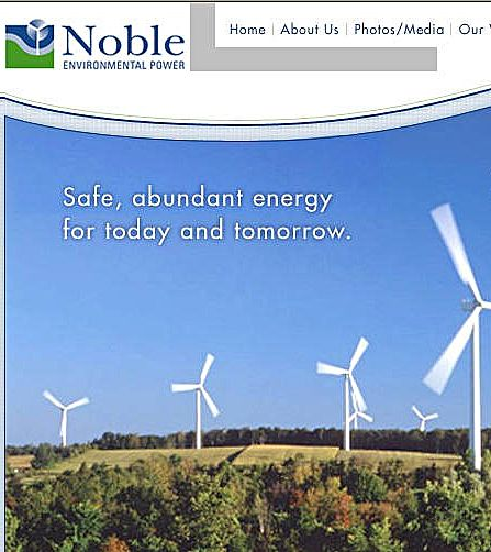 Noble Environmental Power