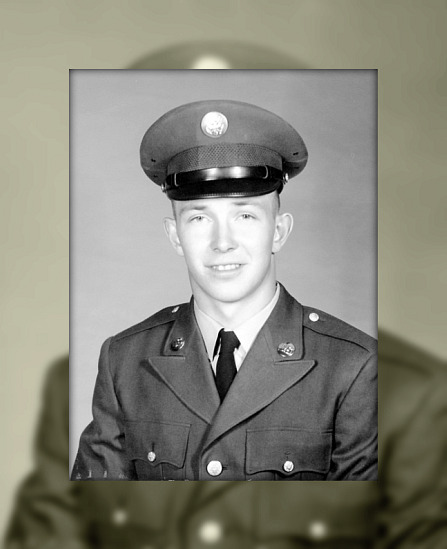 PFC Ronnie Benware, US Army