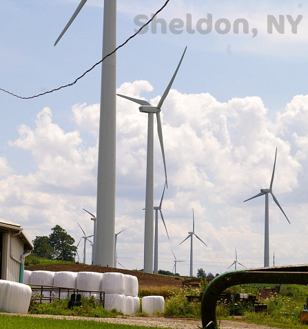 High Sheldon wind farm