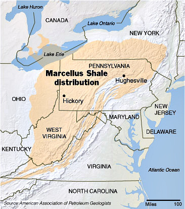 The Marcellus Shale